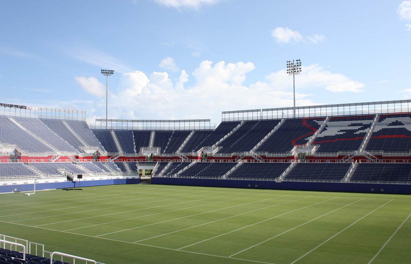 Florida Atlantic University Football Stadium | George's ...